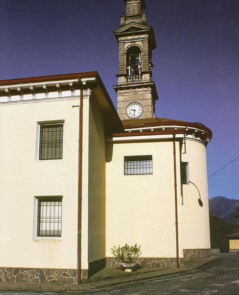 Parrocchia di S.LUCIA VERGINE E MARTIRE