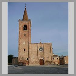 Parrocchia di S. Pietro Apostolo - Castignano