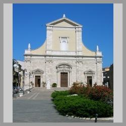 Parrocchia di S. Maria della Marina, Basilica Cattedrale