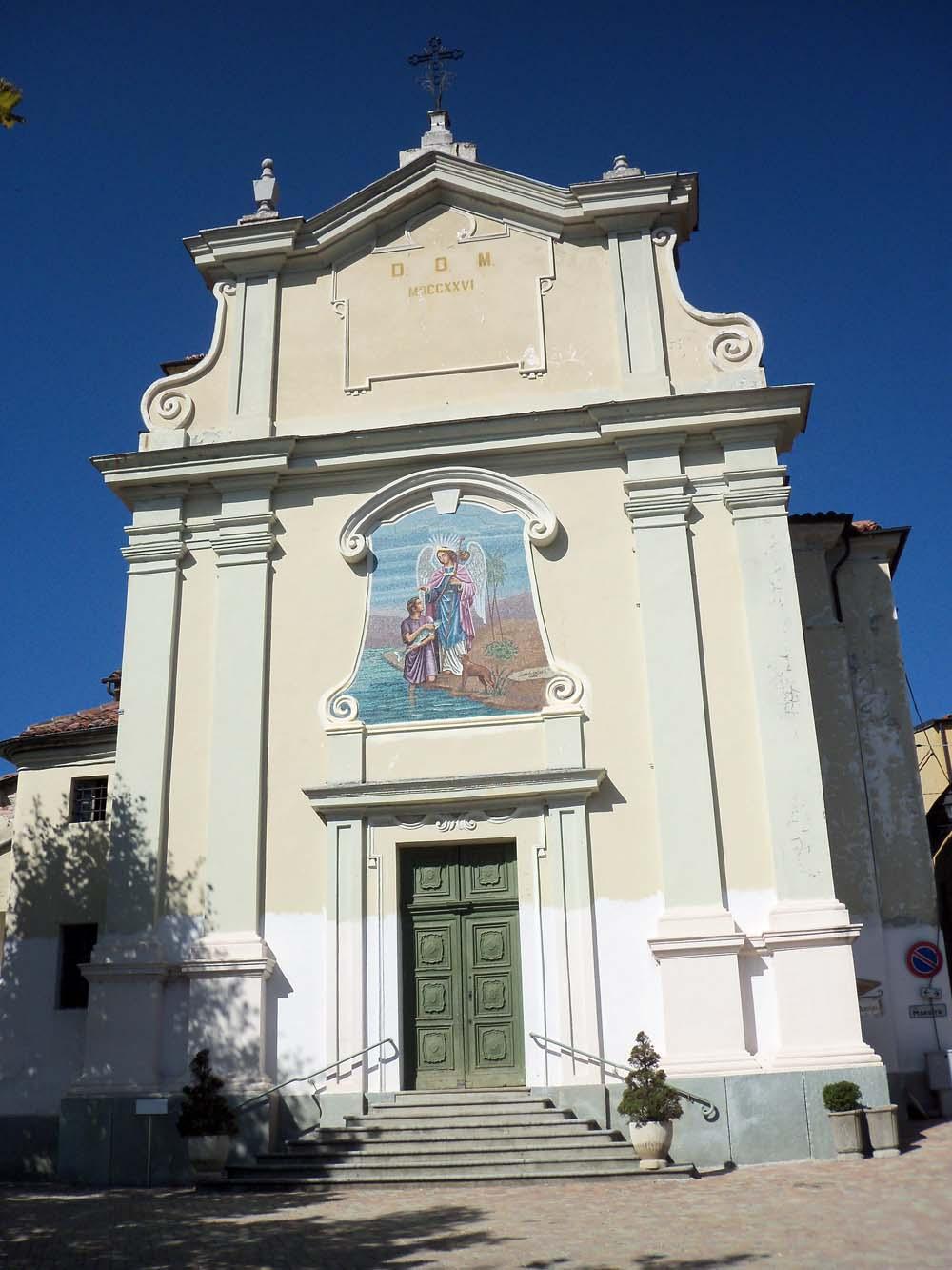 Parrocchia di Sacro Cuore di Gesu' e S.Raffaele