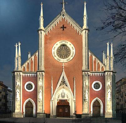 Parrocchia di S.Giulia Vergine e Martire