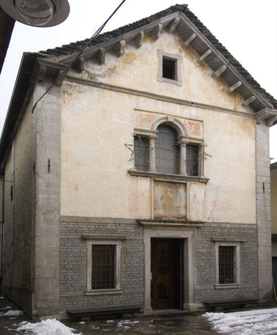 Parrocchia di S. Bernardo di Aosta