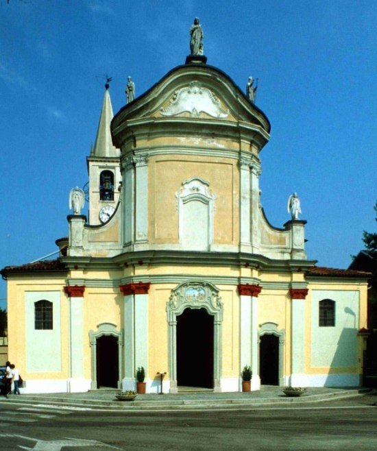 Parrocchia di S. Maria Maddalena