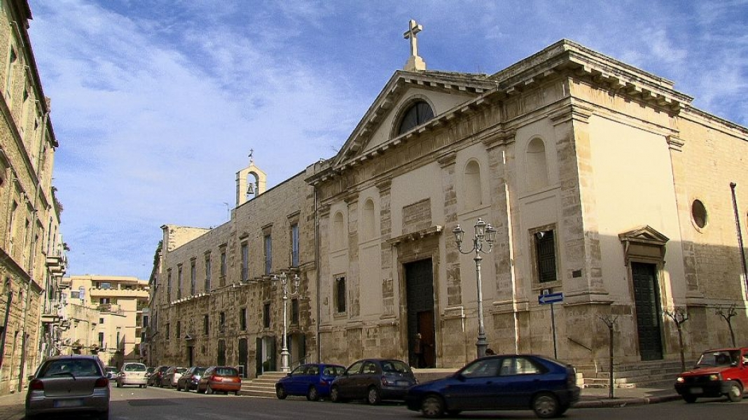 Parrocchia di S. Maria di Sovereto - Terlizzi