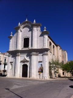Parrocchia di S. Domenico - Ruvo di Puglia