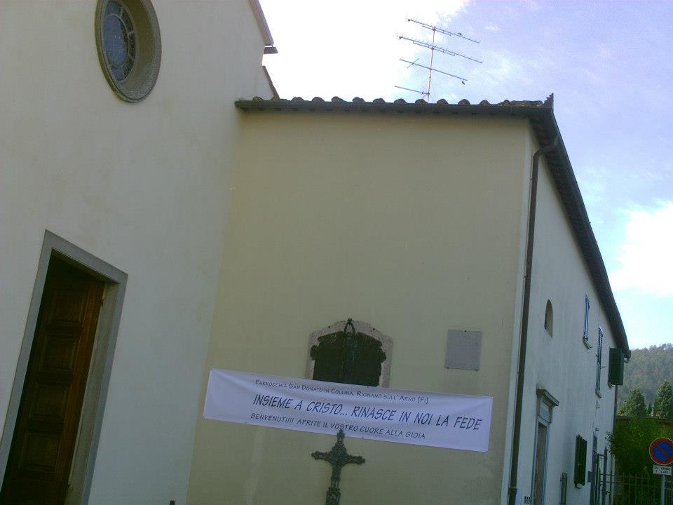 Parrocchia di S.DONATO IN COLLINA