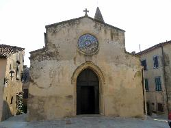 Parrocchia di Capalbio, San Nicola