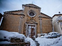 Parrocchia di Castell'Azzara, San Nicola di Bari