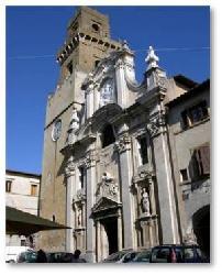 Parrocchia di Pitigliano, Santi Pieto e Paolo nella Cattedrale