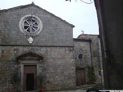 Parrocchia di Santa Fiora, Sante Flora e Lucilla