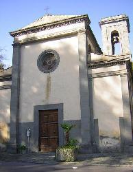 Parrocchia di Scansano, San Giovanni Battista