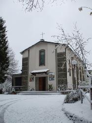 Parrocchia di Saragiolo, Santa Maria delle Grazie