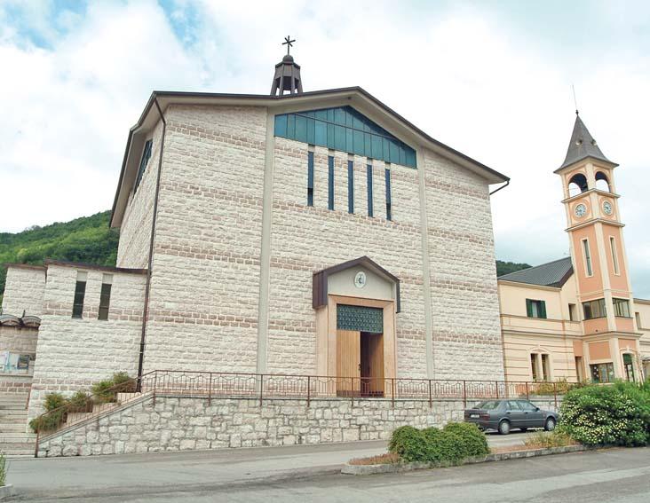 Parrocchia di San Giuseppe, Sposo della B.V. Maria