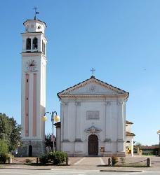 Parrocchia di S. Lorenzo diacono e martire