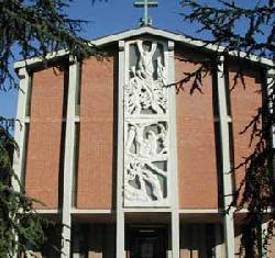 Parrocchia di S. Maria Bertilla