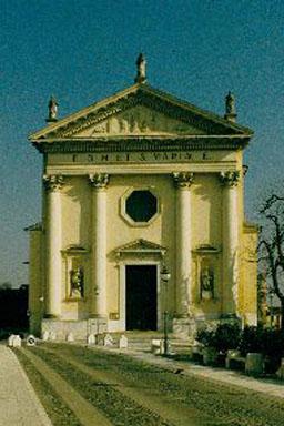 Parrocchia di CASTELLO DI ARZIGNANO-VISITAZIONE B.V.M.
