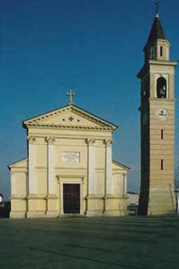 Parrocchia di CRESOLE-S.URBANO PAPA E MARTIRE