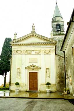 Parrocchia di CASTEGNERO-S.GIORGIO MARTIRE