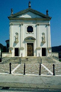 Parrocchia di VALLE DI CASTELGOMBERTO-S.CECILIA