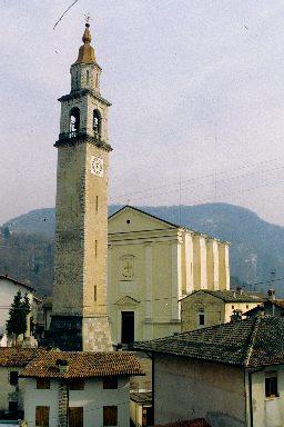 Parrocchia di LAGHI DI ARSIERO-S.BARNABA APOSTOLO