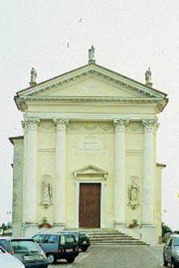 Parrocchia di MASON VICENTINO-S.ANDREA APOSTOLO
