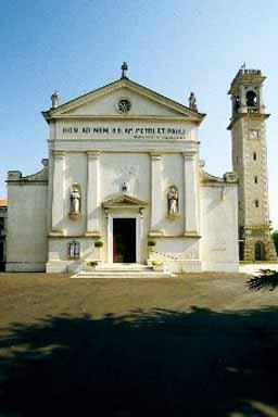 Parrocchia di CAGNANO-S.PIETRO APOSTOLO