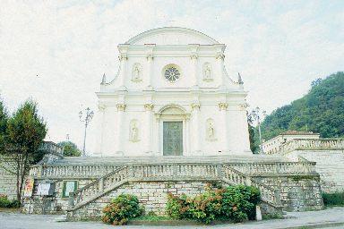 Parrocchia di MAGLIO DI SOPRA-SS.TRINITA'
