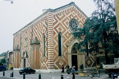 Parrocchia di S.CROCE IN VICENZA IN SAN GIACOMO MAGGIORE