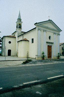 Parrocchia di ISOLA MANTEGNA-SS.MATTEO E GOTTARDO