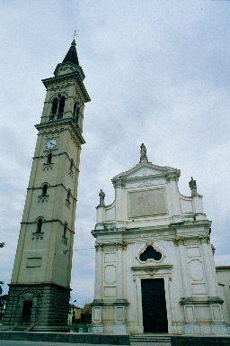 Parrocchia di S.GIORGIO IN BOSCO-S.GIORGIO MARTIRE