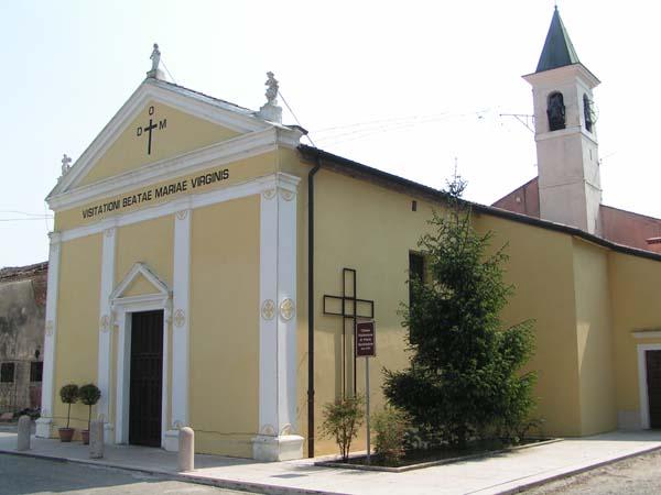 Parrocchia di Visitazione di Maria Santissima