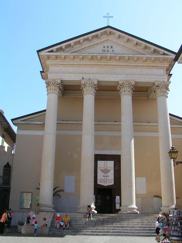 Parrocchia di San Nicolo' e San Severo