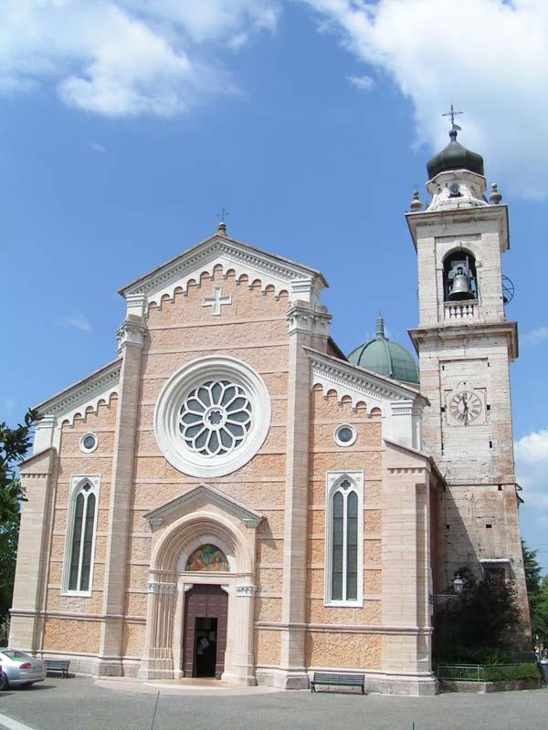 Parrocchia di San Benedetto e San Tomaso Apostolo