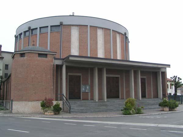 Parrocchia di San Lorenzo Martire in Beata Vergine Regina