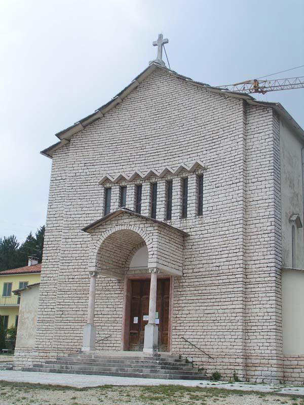 Parrocchia di San Marziale in Santa Maria Regina