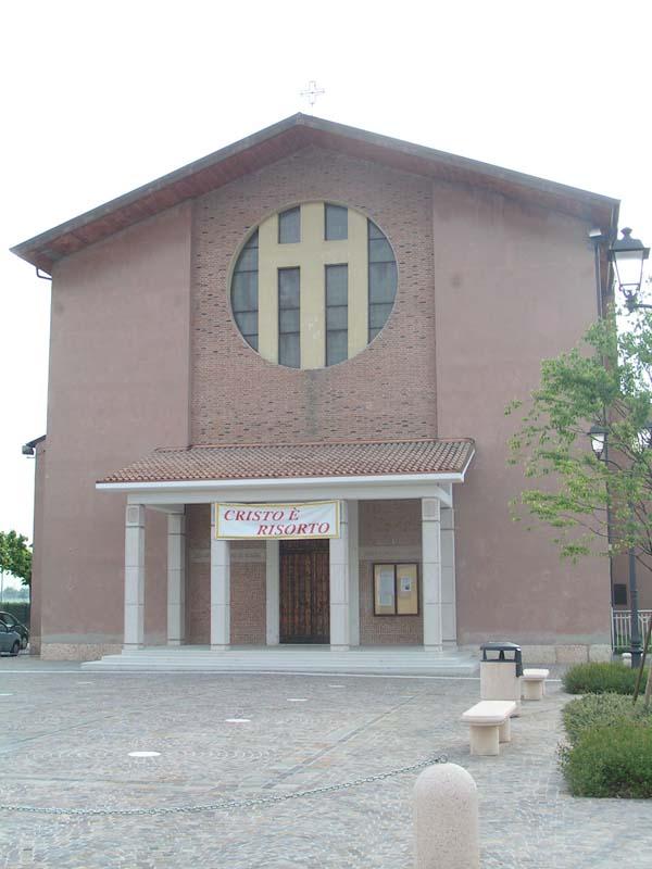 Parrocchia di Maria Immacolata e San Girolamo
