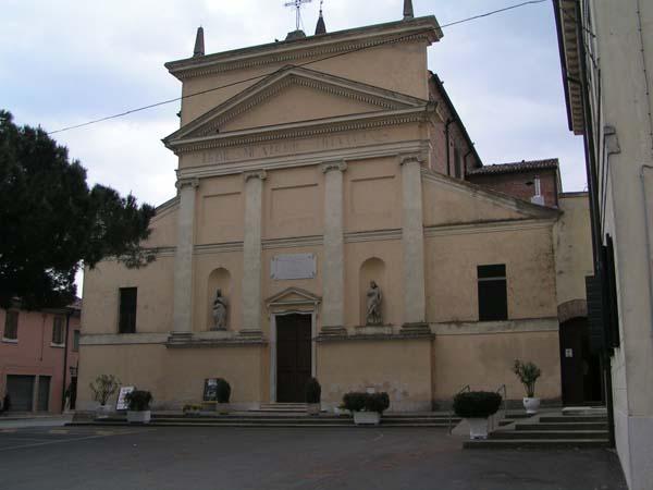 Parrocchia di Santa Maria Addolorata e San Giovanni Battista