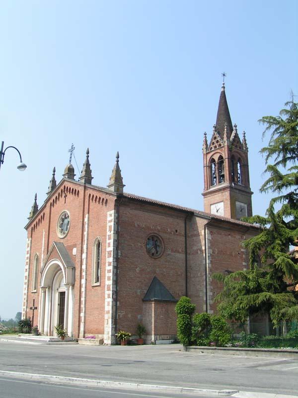 Parrocchia di Sant'Ambrogio Vescovo e Dottore