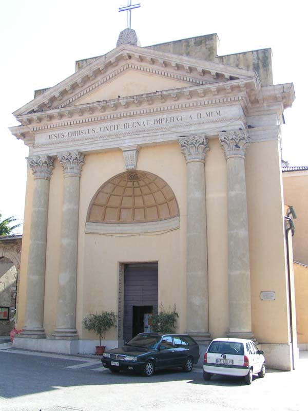 Parrocchia di San Giacomo e Santa Giustina