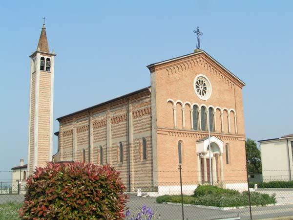 Parrocchia di SantissimaTrinita' e Madonna del Rosario