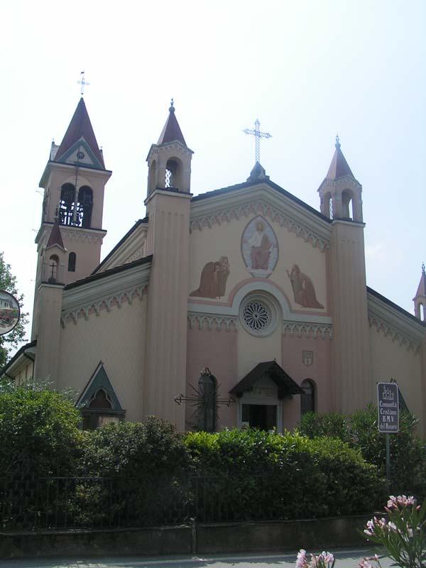 Parrocchia di Beata Maria Vergine del Rosario