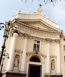 Parrocchia di S. ALFONSO DE' LIGUORI