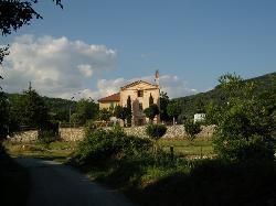 Parrocchia di S. Lucia in Pedicciano