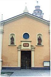 Parrocchia di Budrione - Conversione di San Paolo Apostolo