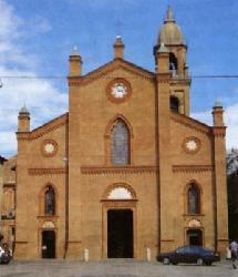 Parrocchia di Mirandola - S. Maria Maggiore