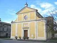 Parrocchia di Tramuschio - Visitazione della B. V. Maria