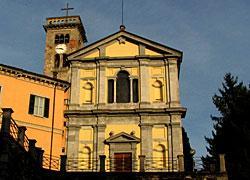 Parrocchia di Santi Sisinio, Martirio e Alessandro