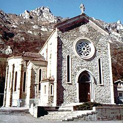 Parrocchia di Divin Salvatore e S. Teresa di Gesu'