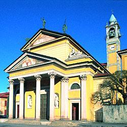 Parrocchia di Santi Pietro, Marcellino, Erasmo