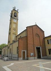 Parrocchia di S. Ambrogio e S. Maria di Tutti Santi